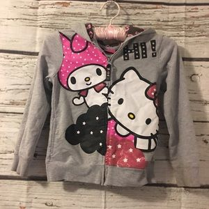 Other - Hello Kitty And Friends Girls Hoodie, CUTE!!